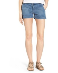 Trouser stretch denim shorts medium 745321