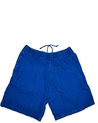 Blue Denim Shorts