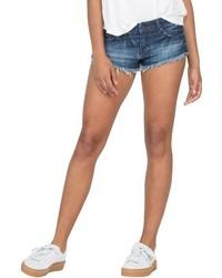 Volcom Volstone Micro Denim Shorts