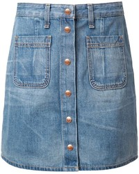 Rag & Bone Jean Denim Skirt