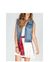 Highway Denim Vest