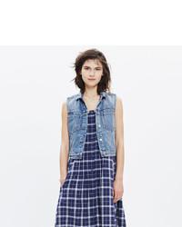 Madewell The Pocket Jean Vest