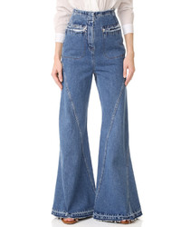 High waist flared jeans medium 3641344