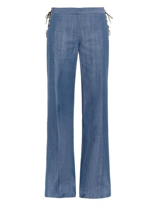 DENIM - Denim trousers Tibi Classic Cheap Price R0eKwXZ