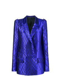 Haider Ackermann 3d Shoulder Smiths Blazer