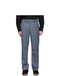 Séfr Blue Mike Suit Trousers