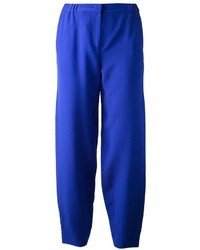 Fendi Straight Leg Silk Trouser