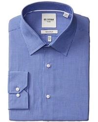 Ben Sherman Slim Fit Checkered Dress Shirt