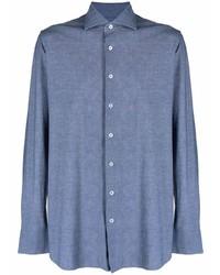 Lardini Button Down Fitted Shirt