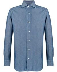 Barba Classic Button Up Shirt