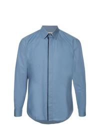 Cerruti 1881 Classic Curved Hem Shirt