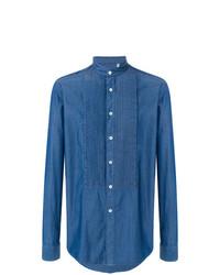 Dell'oglio Stitched Bib Shirt