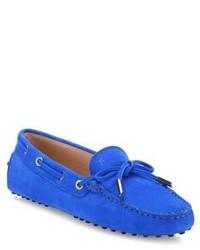 Blue driving shoes original 1602555