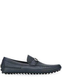 Christian Dior Dior Homme Logo Buckle Driving Shoes