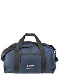 Blue Duffle Bag