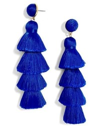 BaubleBar Gabriela Tassel Fringe Earrings