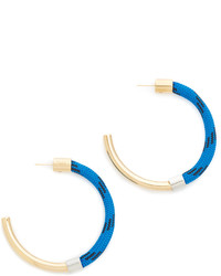 Marni Metal Hoop Earrings