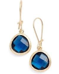 Nordstrom Round Drop Earrings