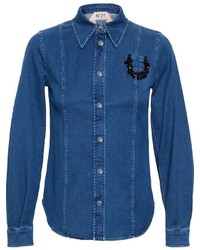 No.21 No21 Denim Shirt