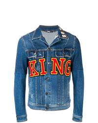 Dolce & Gabbana King Print Jacket