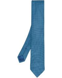 Brioni Embroidered Tie