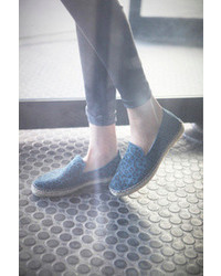 Blue espadrilles original 1608063