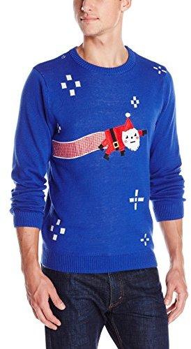 Alex Stevens Internet Santa Ugly Christmas Sweater | Where to buy ...