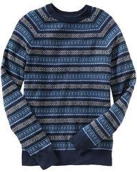Old Navy Fair Isle Sweaters