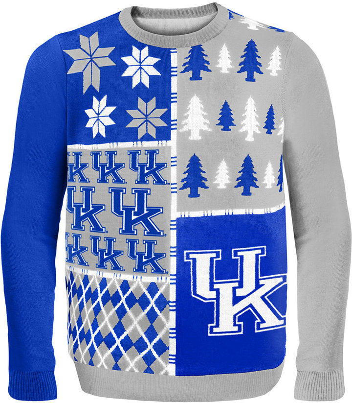 Forever Collectibles Kentucky Wildcats Christmas Sweater   Where to ...