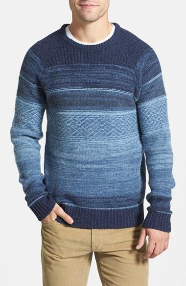 Wallin Bros Wool Blend Fair Isle Sweater | Where to buy & how to wear