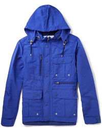 White Mountaineering Cotton Blend Field Jacket
