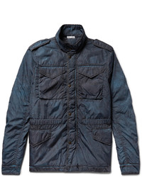 Distressed shell field jacket medium 4948090