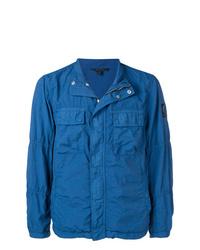 Belstaff Wrinkle Effect Jacket
