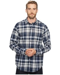 Timberland Pro R Value Flannel Work Shirt Long Sleeve Button Up