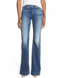 7 For All Mankind B Tailorless Dojo Wide Leg Jeans