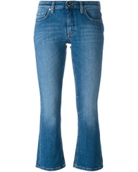 Cropped bootcut jeans medium 753260