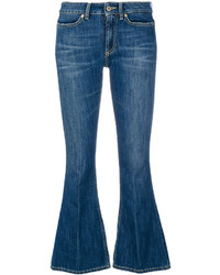 Dondup Cropped Flared Jeans