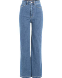 Marc Jacobs Cropped Flared Jeans