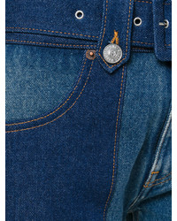MM6 MAISON MARGIELA Flared Cropped Jeans