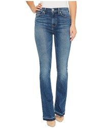Hudson Heartbreaker High Rise Bootcut In Split Second Jeans