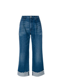 3x1 High Rise Flared Jeans
