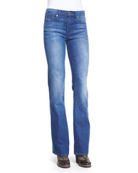 Tory Burch High Waist Flare Jeans