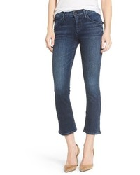 Hudson Jeans Bailee Crop Baby Bootcut Jeans