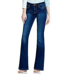 Calvin Klein Jeans Inky Blue Wash Flare Leg Jeans