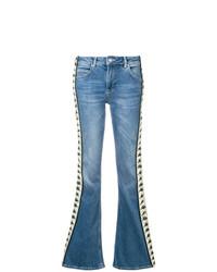 Kappa Logo Bootcut Jeans