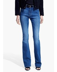 Mango Outlet Flared Flare Jeans