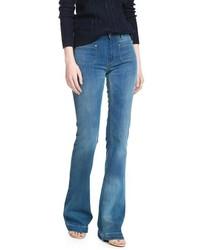 3d5e9ed234e ... Mango Outlet Flared Flare Jeans