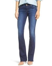 Petite natalie stretch bootleg jeans medium 5054980