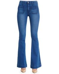 Hudson Taylor High Waist Flare Leg Jeans Superior