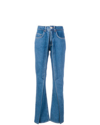 Aalto Twisted Flared Jeans